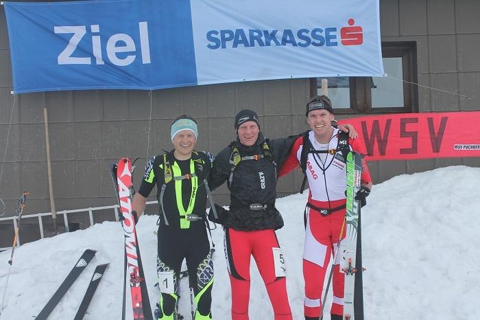Schneeberglauf Zielfoto 1