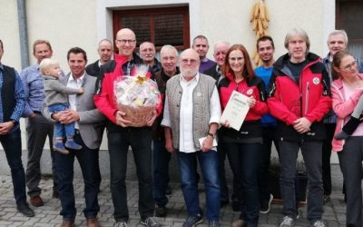 Martin Gerobl: 60 Jahre Bergretter, 80 Jahre jung!